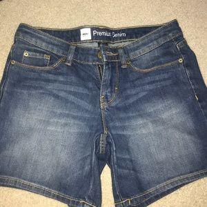 3/$10 Mossimo Jean Shorts